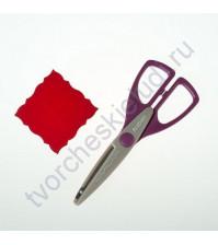 Фигурные ножницы 165 мм, Арабский узор