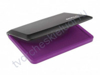 Штемпельная подушечка Micro-1, 50х90 мм, цвет фиолетовый