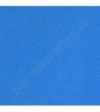 Кардсток текстурированный Морская пучина (ярко-голубой), размер 30.5х30.5 см, плотность 216 гр/м