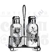 ФП штамп (печать) Соль и перец, 3.5х5 см