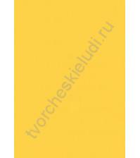 Кардсток текстурированный Кукурузный початок (ярко-жёлтый), размер 30.5х30.5 см, плотность 216 гр/м