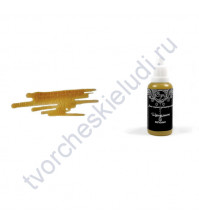 Кракелюрный лак-акцент ScrapEgo, 35 мл, цвет миндальное печенье