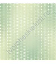 Войлочное полотно (фетр) с напечатанным рисунком Узор на зеленом, 30х30 см