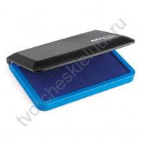 Штемпельная подушечка Micro-1, 50х90 мм, цвет синий