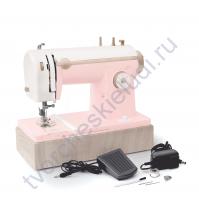 (ПРЕДЗАКАЗ) Швейная машинка Stitch Happy, цвет розовый