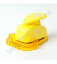 Фигурный компостер (угла) Shell