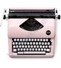 Печатная машинка Typecast Typewriter, цвет розовый