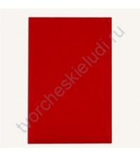 Лист для флокирования Velvet, 9х14 см, цвет красный