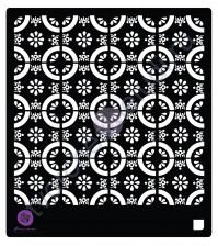 Трафарет пластиковый Tile, толщина 0.31 мм, 15х15 см