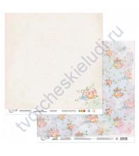 Бумага для скрапбукинга двусторонняя Вдохновение, 190 гр/м2, 30.5х30.5 см, лист 5