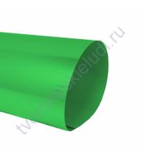 Термотрансферная пленка, цвет новогодний зеленый,металлик, 25х25см, SC101009