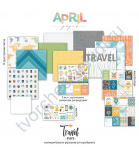 April KIT - TRAVEL more