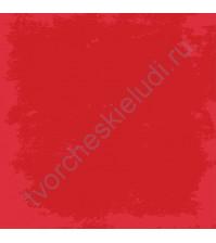 Бумага для скрапбукинга односторонняя коллекция Лесная сказка 30х30 см, 190 гр/м, лист Красный