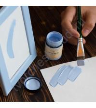 Краска акриловая Tury Design Di-7 на водной основе, флакон 60 гр, цвет Васильковый