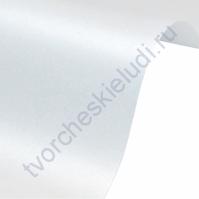 Лист гладкой дизайнерской бумаги Majestic 120 гр, формат А4, цвет Голубой свет