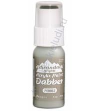 Краска акриловая Adirondack® Dabbers на водной основе, флакон с аппликатором емкостью 29 мл, цвет галька
