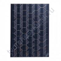 Уголки клеящиеся для фотографий пластиковые, 102 шт. на листе, цвет прозрачный на черном