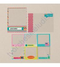 Набор оверлеев (прозрачных карточек) Для любимых фотографий, 3 элемента