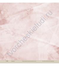 Бумага для скрапбукинга односторонняя коллекция Кулинарное искусство, 30.5х30.5 см, 190 гр/м, лист Ягодный морс