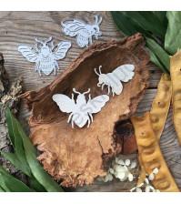 Набор ножей для вырубки Пчелы персефоны, 2 элемента