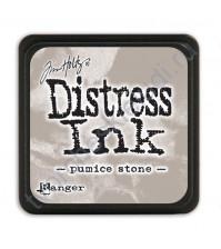 Штемпельная мини-подушечка Tim Holtz Distress Mini Ink Pads на водной основе, 2.5х2.5 см, цвет пемза (pumice stone)