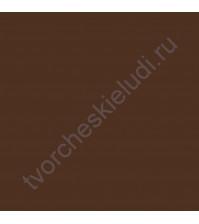 Кардсток гладкий Кофе (Coffee), 30.5х30.5 см, 216 гр/м2