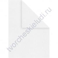 Бумага текстурированная под рептилию, А4, 100 гр/м2, цвет белый
