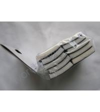 Запасные насадки из пенки для аппликатора универсального деревянного для нанесения чернил, упаковка 10 шт.