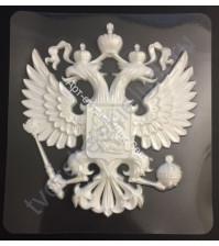Пластиковая форма Герб России, 200х220 мм