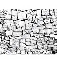 ФП штамп (печать) Фон. Старая кладка, 7x9.5 см
