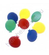 Набор брадсов Balloon, 19х21 мм, 8 шт