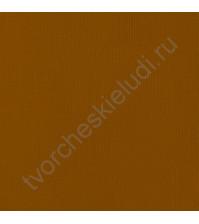 Кардсток текстурированный Трюфель (Truffle), 30.5х30.5 см, 216 гр/м2