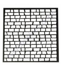 Трафарет для творчества Кирпичики, 15х15 см