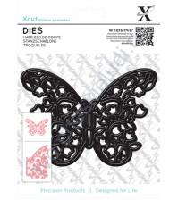 Нож для вырубки Филигранная бабочка