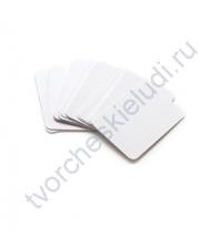 Набор карточек Becky Higgins, белые 7.6х10.2 см, 100 шт