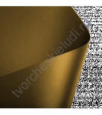 Лист гладкой дизайнерской бумаги с эффектом металлик Cocktail 290 гр, формат 30х30, цвет медный