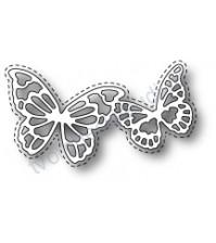 Нож для вырубки Calais Butterflies , 6.9x3.8 см