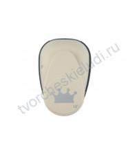 Фигурный компостер (дырокол) Корона, 3.7 см_