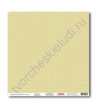 Бумага для скрапбукинга односторонняя 30х30 см, коллекция Вокруг света, лист Транзит