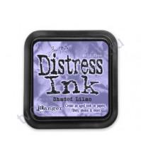 Штемпельная подушечка Tim Holtz Distress на водной основе, 5х5 см, цвет сирень в тени (shaded lilac)