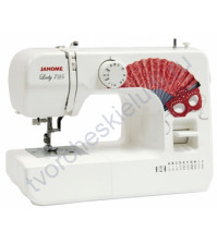 Швейная машина Janome Lady 725