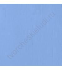 Кардсток текстурированный Небо (Sky), 30.5х30.5 см, 216 гр/м2