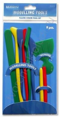 Набор инструментов для моделирования, 9 предметов