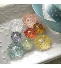 Набор декоративных пуговиц Sparklers Медальоны, 8 шт