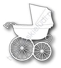 Нож для вырубки Baby Carriage (Коляска), 5.6х6.6 см