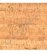 Пробковый лист на тканевой основе полосатый, 20х30 см, 2 шт