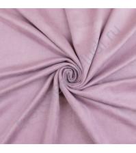 Искусственная замша двусторонняя, плотность 310 г/м2, размер 33х75 см (+/- 2см), цвет лиловый