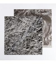 Кардсток с рисунком Стильный, 30.5х30.5 см, 270 гр/м2