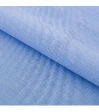 Ткань для рукоделия 100% хлопок, плотность 110г/м2, размер 47х50см (+/- 2см), коллекция Мягкая джинса, цвет св.голубой