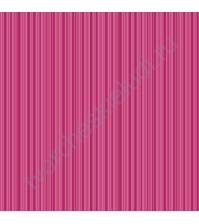 Кардсток односторонний текстурированный Полоски, 30.5х30.5 см, 216 гр/м, цвет яркий розовый